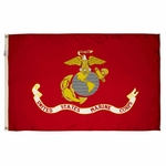 All-Weather Nylon Marine Corps Flags