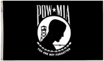 Military-Grade Nylon POW-MIA Flags