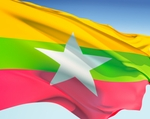 Myanmar Flags