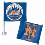New York Mets Car Flag