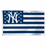 NY Yankees Stars and Stripes Flag