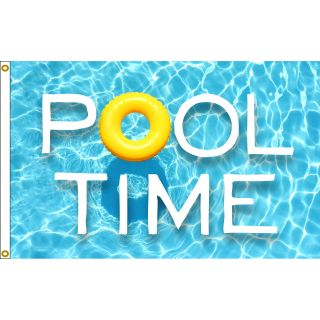 Pool Time Flag