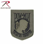POW-MIA Subdued Patch