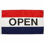 Premium Nylon Open Flag
