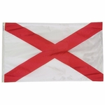 Premium Nylon Outdoor Alabama State Flags