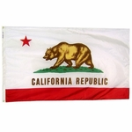 All-Weather Nylon Outdoor California State Flags