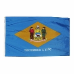 Premium Nylon Outdoor Delaware State Flags