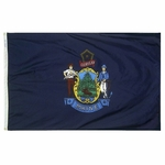 Premium Nylon Outdoor Maine State Flags
