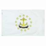 Premium Nylon Outdoor Rhode Island State Flags