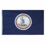 Premium Nylon Outdoor Virginia State Flags