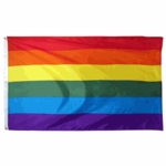 Rainbow Pride Flags