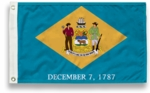 State-Tex Commercial Grade Delaware State Flags