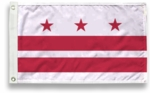 State-Tex Commercial Grade District of Columbia Flags