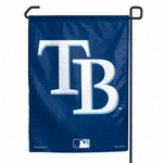 Tampa Bay Rays Garden Banner
