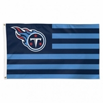 Tennessee Titans Americana Flag