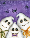 Three Ghosts Banner