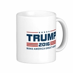 Trump Make America Great Again Classic White Coffee Mug