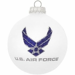 U.S. Air Force Emblem Christmas Ornament
