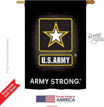 U.S. Army Strong Banner
