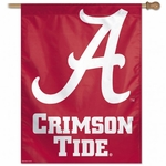 University of Alabama Vertical Banner