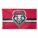University of New Mexico Flag - 3' X 5'