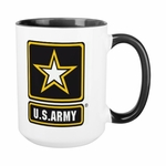US Army Ringer 15oz Mug
