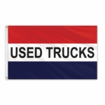 Used Trucks Flag