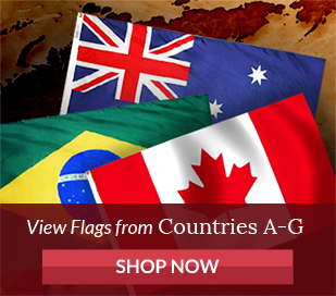 View flags from countries A-G