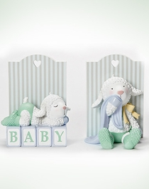 Baby Bookends
