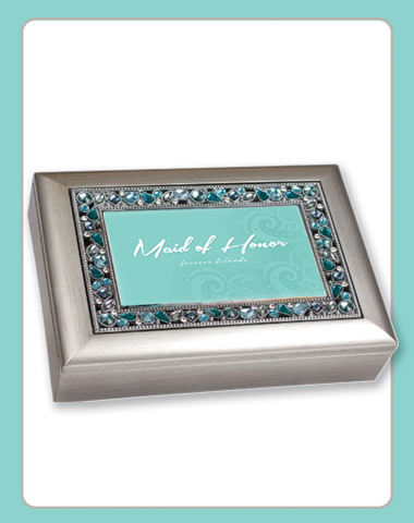 Maid Of Honor Musical Box