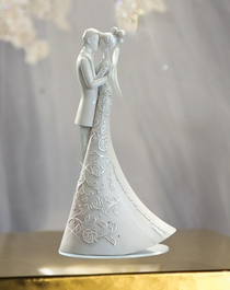 Wedding Topper 'First Dance'