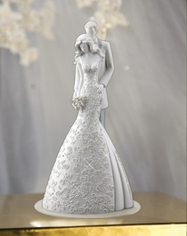 Wedding Topper 'Cherish'