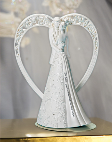 Wedding Topper 'Eternity'