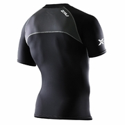 2XU Elite Short Sleeve Compression Top - Men's