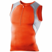 2XU Hi Fil Triathlon Singlet - Men's