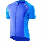 2XU Road Comp Short Sleeve Cycling Jersey - Men's