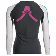 Arena Powerskin Carbon Long Sleeve Compression Top - Women's