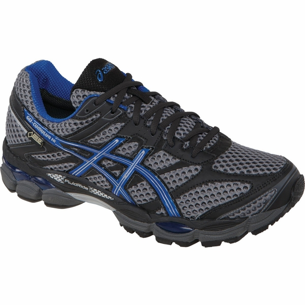 asics gel cumulus 16 g tx road running shoe men 39 s d width backed by a 100 satisfaction. Black Bedroom Furniture Sets. Home Design Ideas