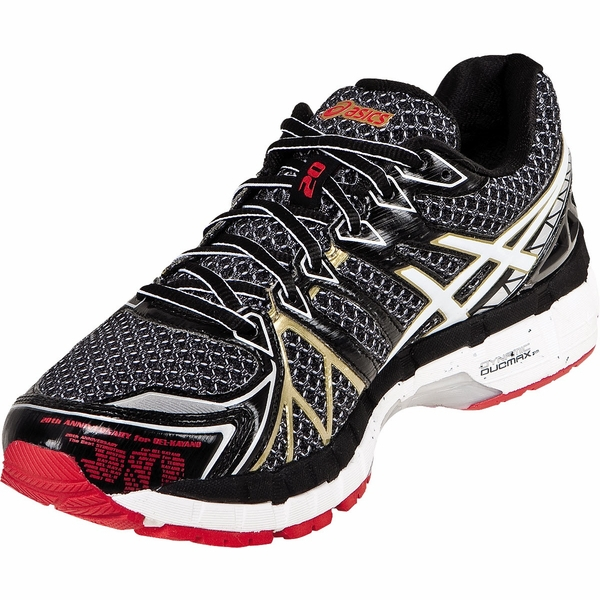 Asics Gel-kayano 20 (2e) Zapatos Corrientes Del Mens Q23At6Z4