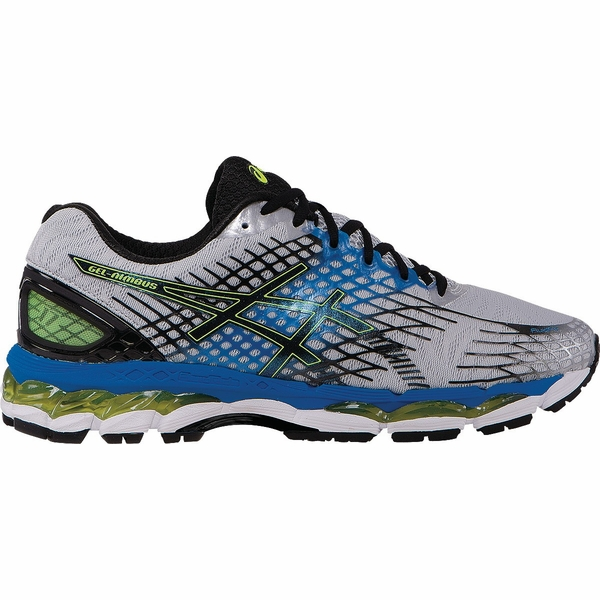 asics gel nimbus 17 road running shoe men 39 s d width backed by a 100 satisfaction. Black Bedroom Furniture Sets. Home Design Ideas