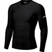 Asics Long Sleeve Compression Top - Men's