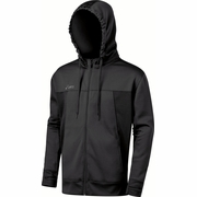 Asics Poly Tech Zip Warm Up Hoody - Men's