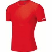 Asics Short Sleeve Compression Top - Men's