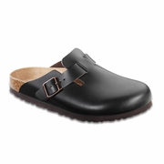 Birkenstock Boston Oiled Leather Clog - Unisex - B-C Width