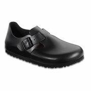 Birkenstock London Leather Shoe - Unisex - D-EE Width