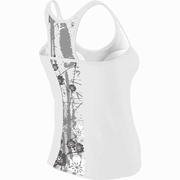 Brooks Glycerin Print Support II Running Tank - Women's