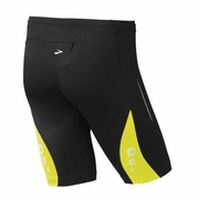 Brooks Infinity Nightlife Short Running Tight - Men's