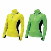Brooks Nightlife Podium 1/2 Zip Running Top - Women's