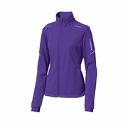 Brooks Utopia Embossed Soft Shell Running Jacket - Women's
