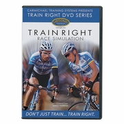 Carmichael Training Systems Race Day Simulation DVD